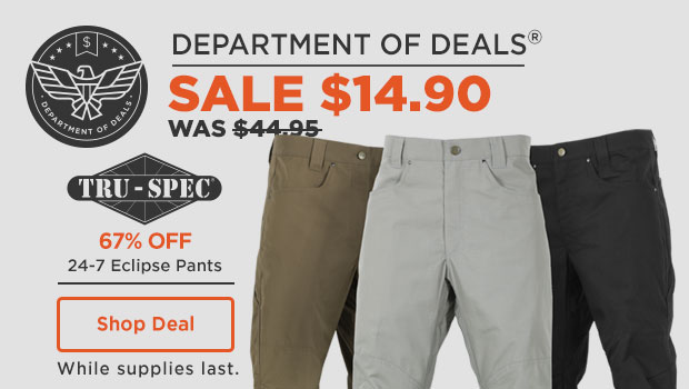 Tru-Spec Eclipse Tactical Pants