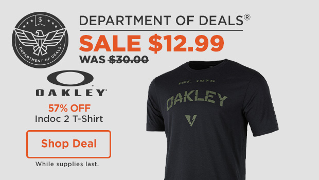 Oakley Indoc 2 T-Shirt
