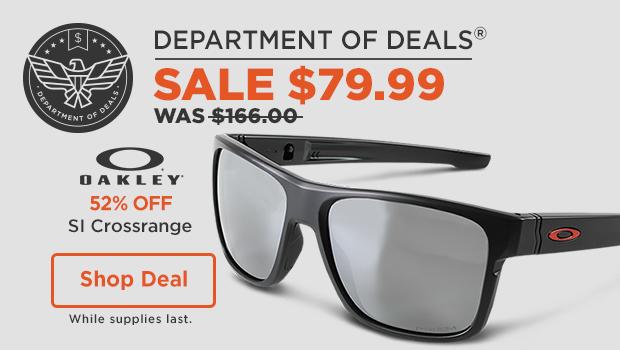 Oakley SI Crossrange
