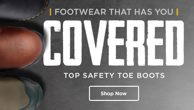 Top Safety Toe Boots