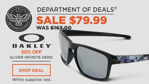 5403275e55 Oakley SI Sliver Infinite Hero