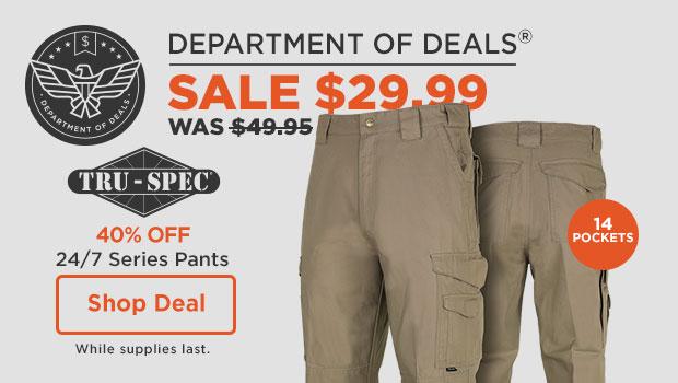 Tru-Spec 34/7 Pants
