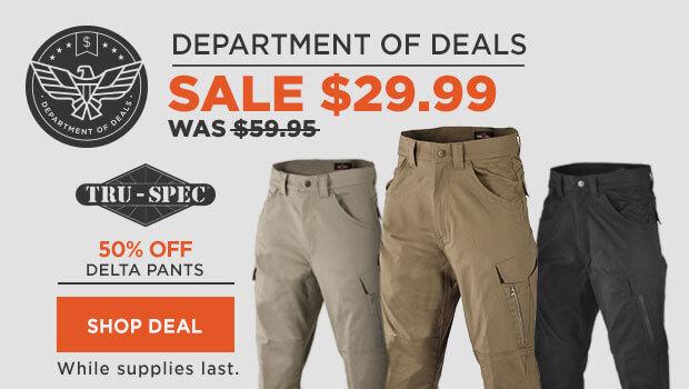TRU-SPEC 24-7 Series Delta Pants