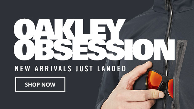 Oakley New Arrivals