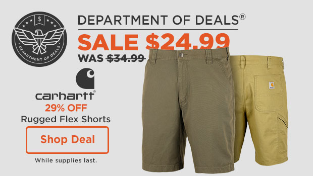 Carhartt Rugged Flex Shorts