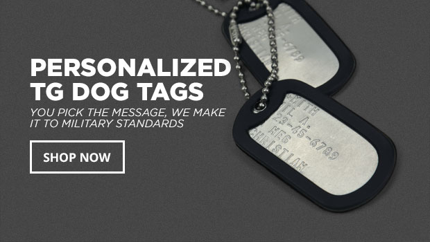 TG Dog Tags