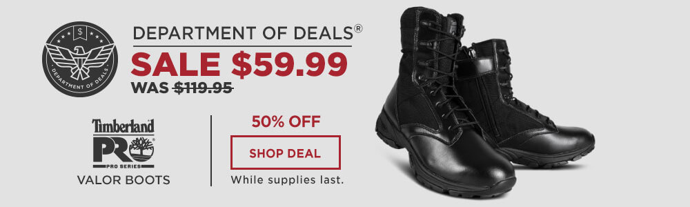 Timberland Pro Valor Boots