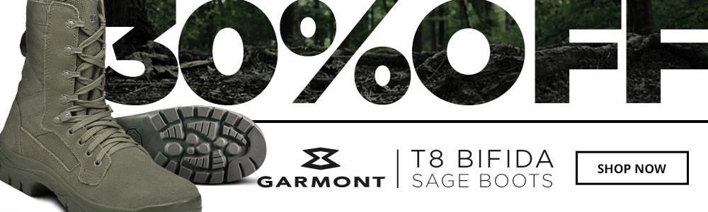 Garmont T8 Bifida Sage Boots