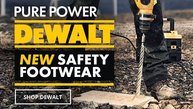 Dewalt Footwear