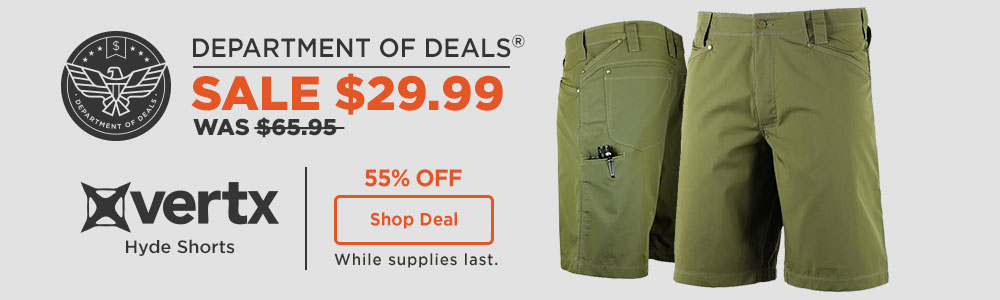 Vertx Hyde Shorts