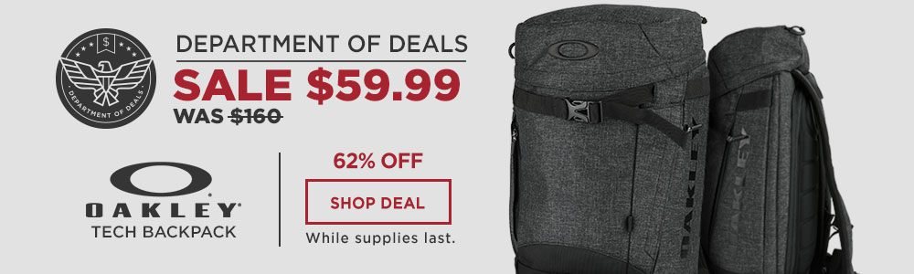 Oakley Tech Backpack