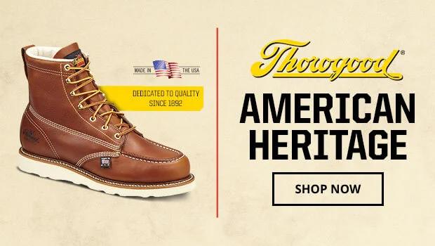 Thorogood America Heritage