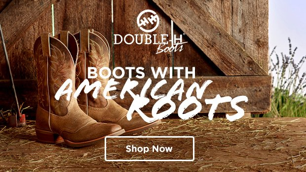 Shop Double-H Boots