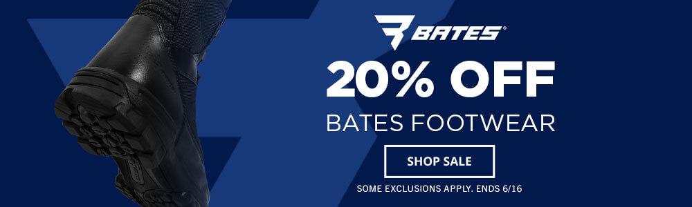 20% Off Bates