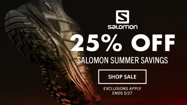 25% Off Salomon