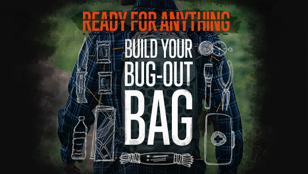 Build your bug-out bag