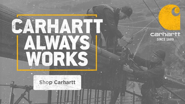 Carhartt Always Works