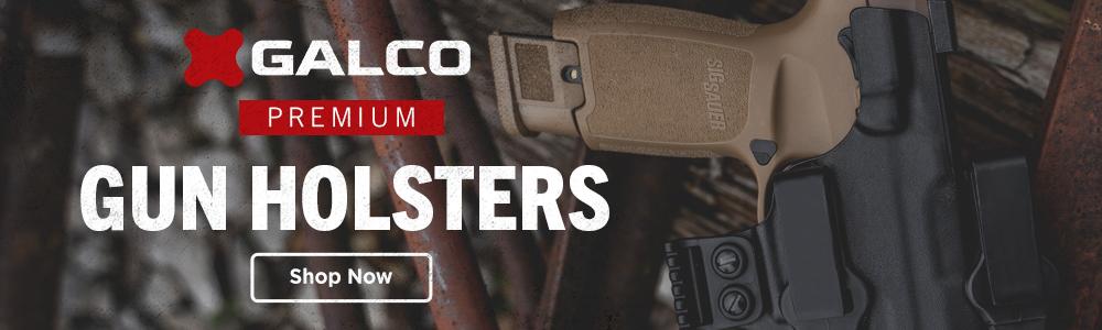 Premium Galco Holsters