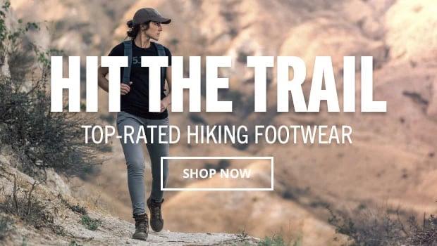 Top-Rated Hiking Footwear