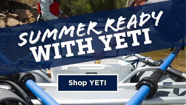 Summer Ready with YETI