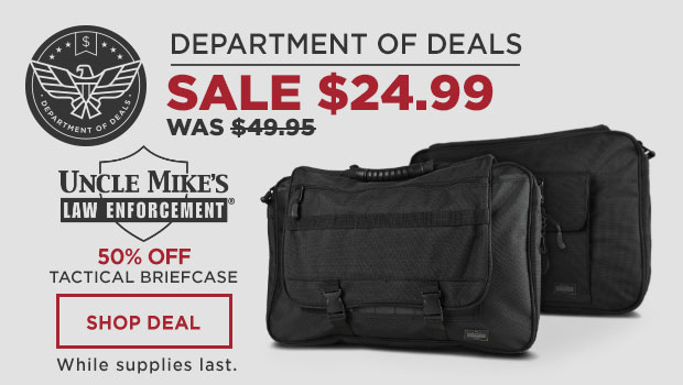 Uncle Mike's Briefcase