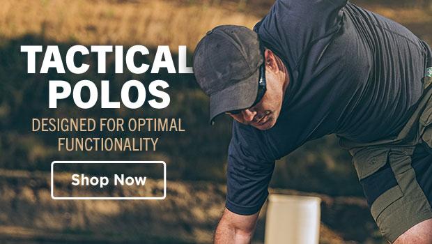Tactical Polos