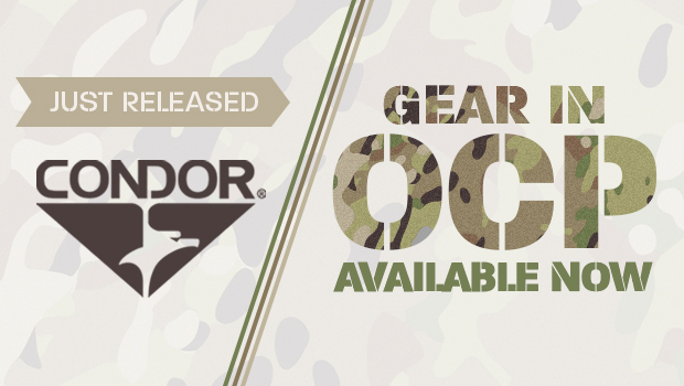 Condor Gear in OCP Available Now