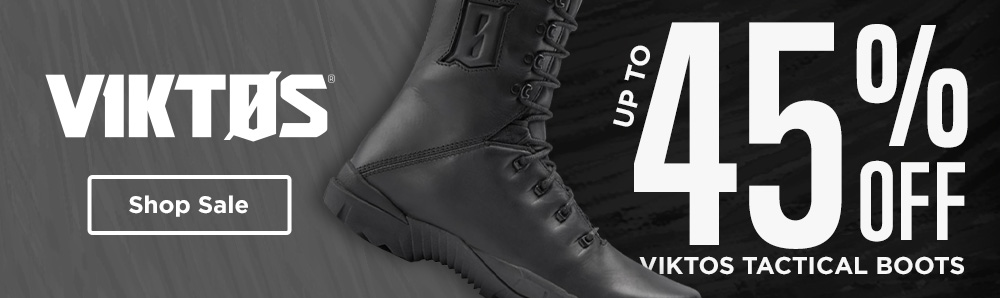 Up to 45% off Viktos Tactical Boots