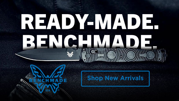 Shop new Benchmade