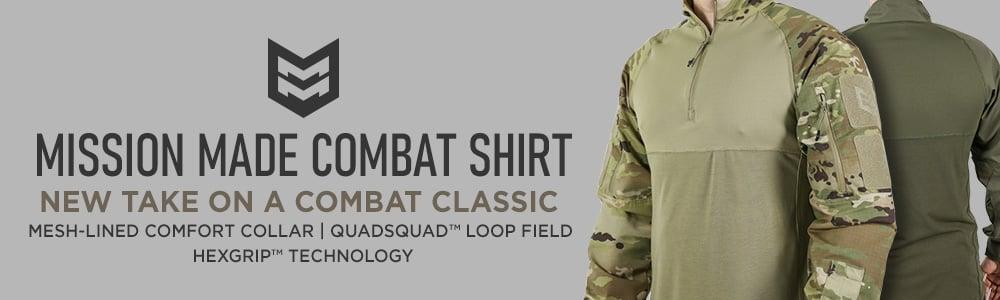 MM Combat Shirt