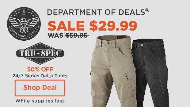 Tru-Spec Delta Pants