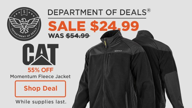 CAT Momentum Jacket