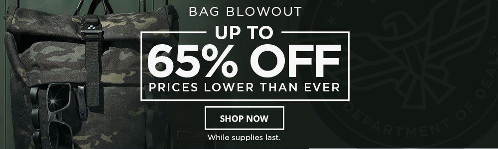 Shop Bags and Packs Sale