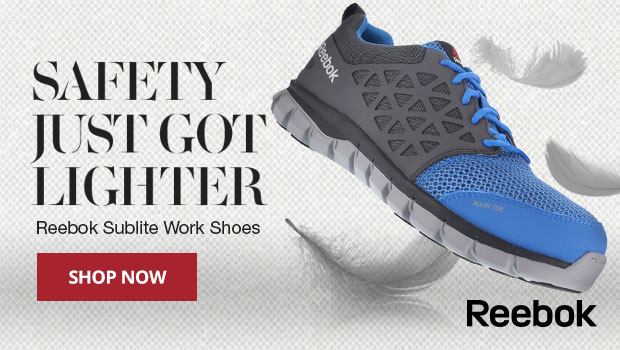 Reebok Safety Footwear