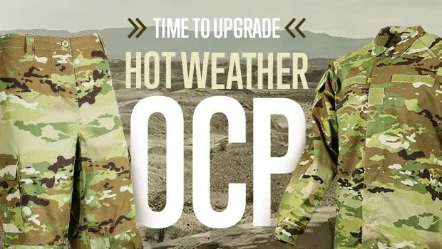 Hot Weather OCP