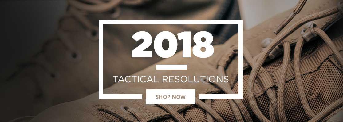 2018 Tactical Resolutions