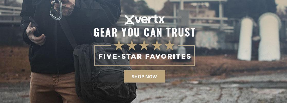 Vertx Gear You Can Trust