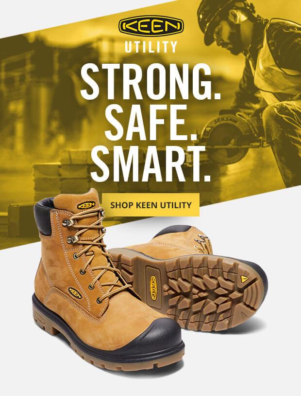 Keen Utility: Strong Safe Smart