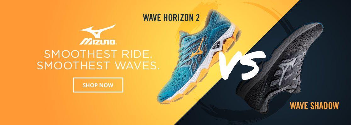 Mizuno Wave Horizon & Shadow