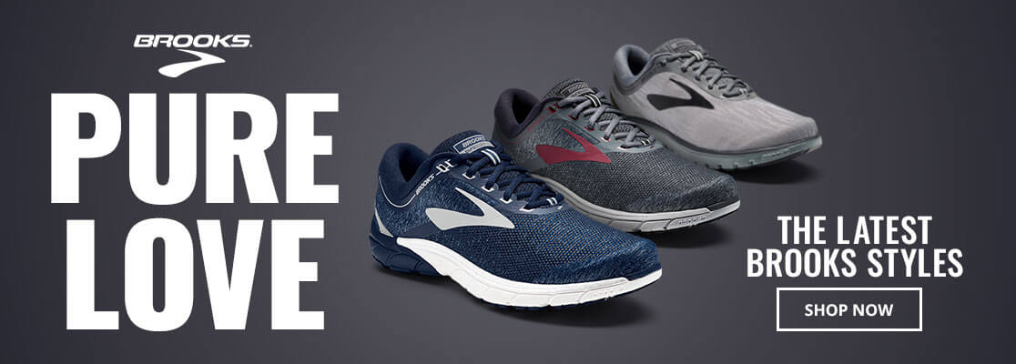 Brooks Pure new arrivals