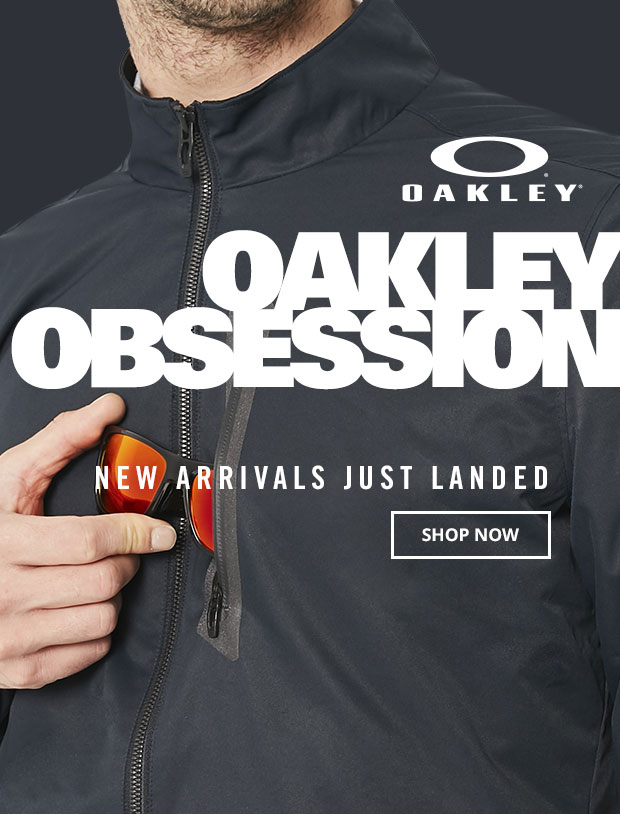 Oakley New Arrivals
