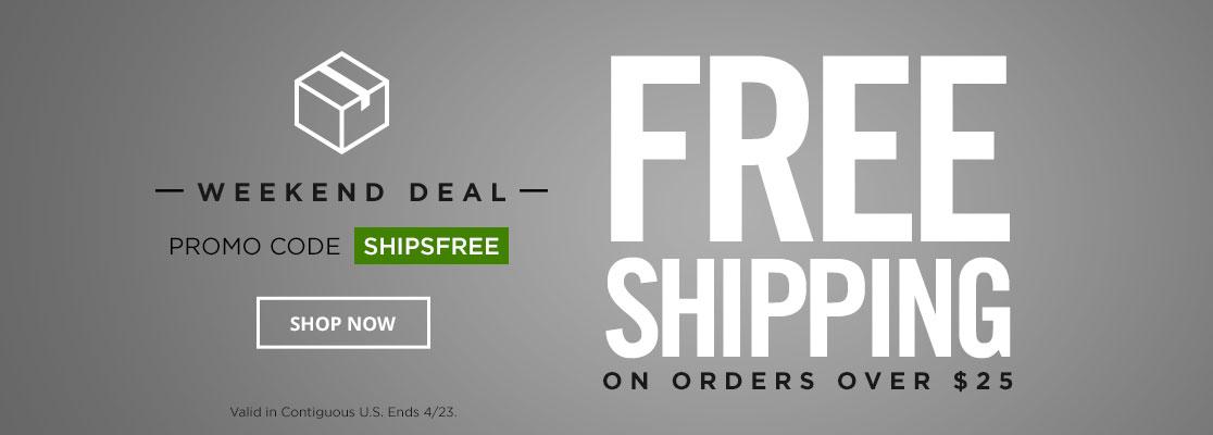 Free Shipping