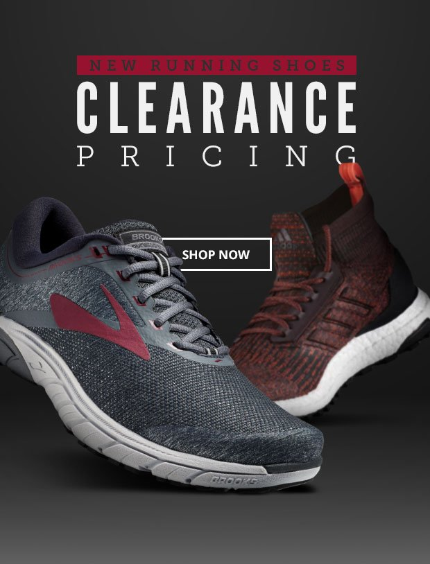 Running Shoes Clearance