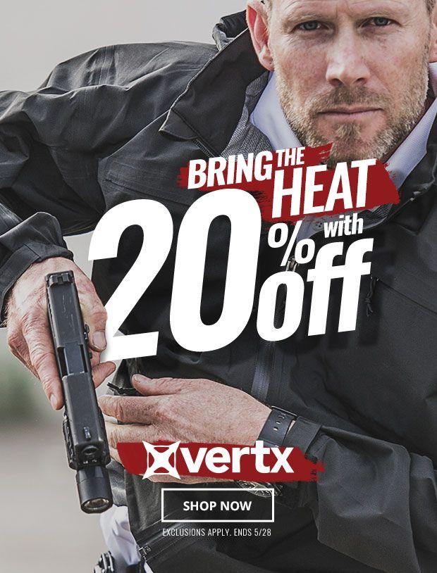 Vertx 20% Off