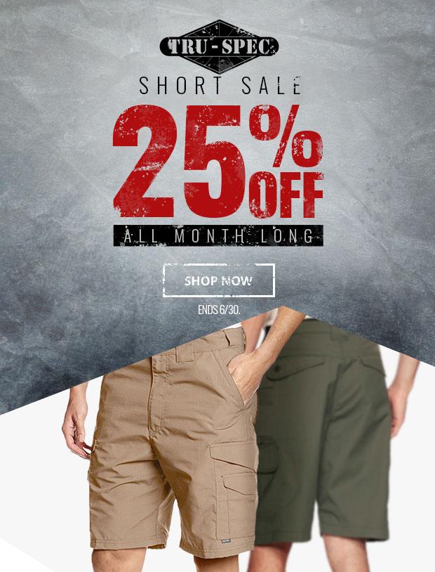 TRU-SPEC Short Sale