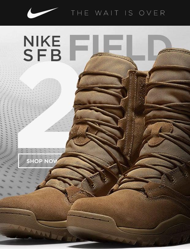 New Nike SFB Field 2