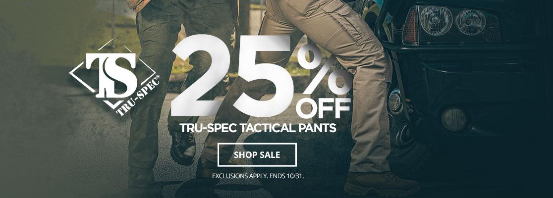 TRU-SPEC Pant Sale