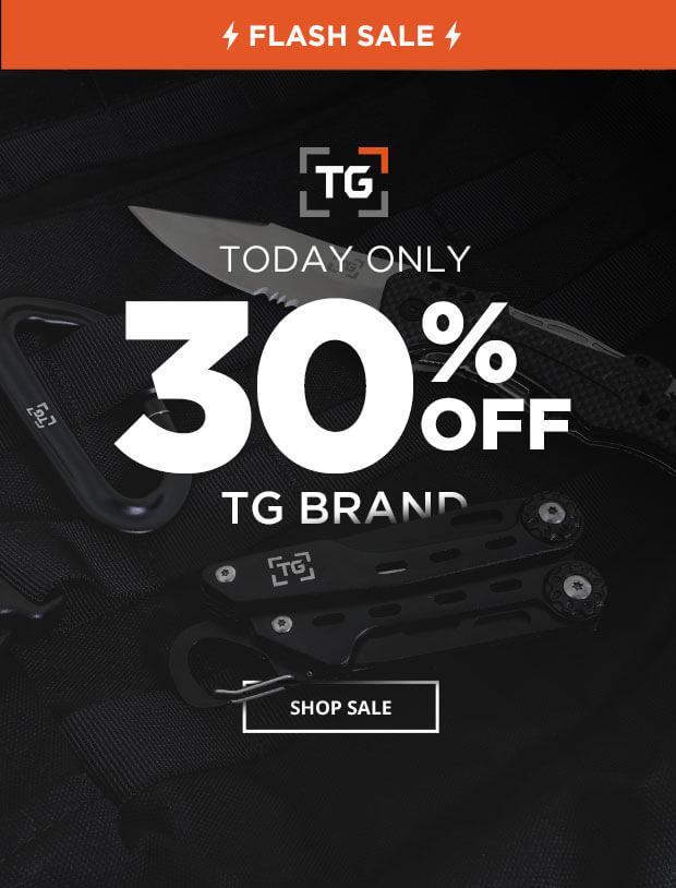 TG Brand Sale