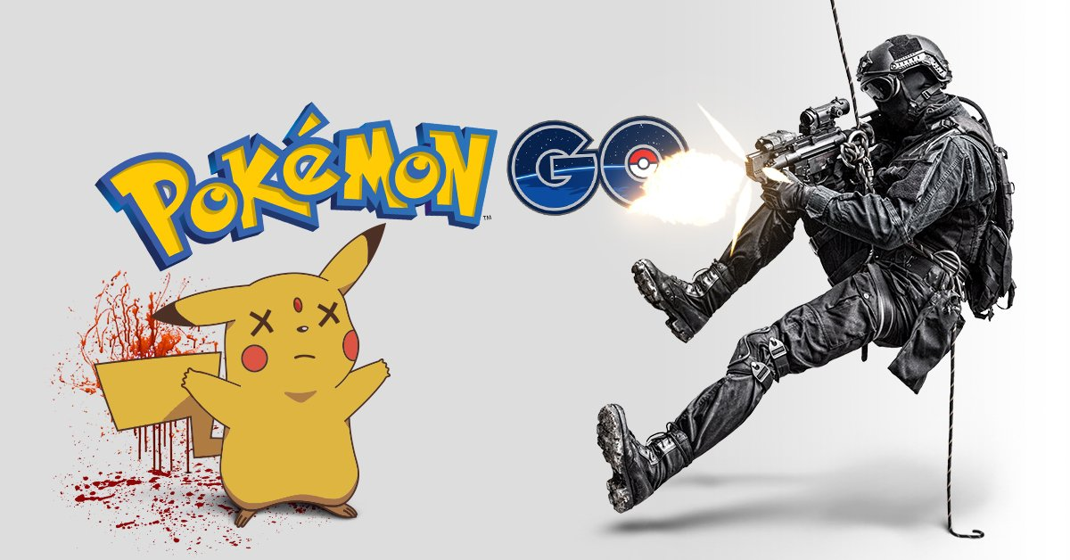 10 Tactical Gear Must-Haves for Poke'mon Go