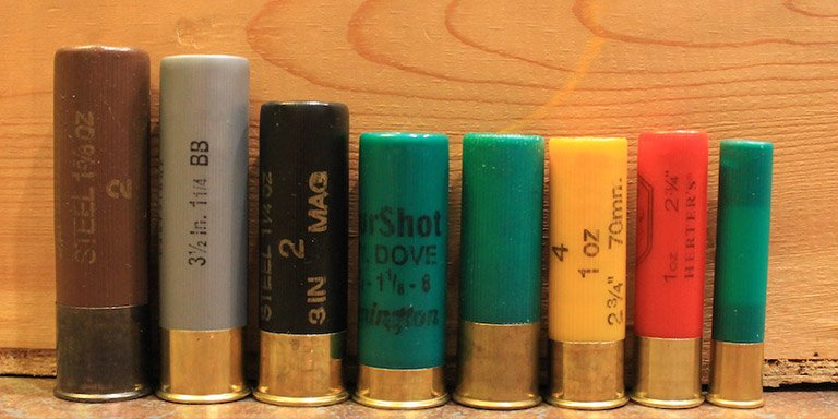Shotgun Color Codes
